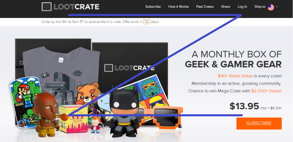Loot-Crate-Z-layout