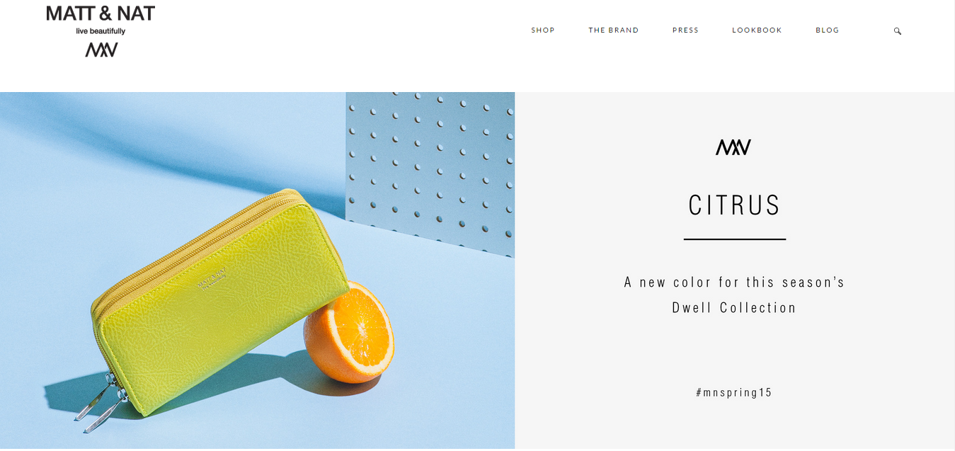 12 Websites That Are Using White Space Beautifully